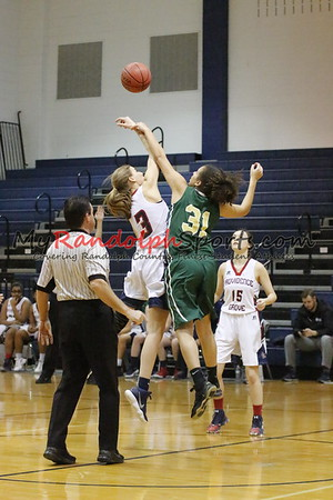 1/31/18 Providence Grove vs Eastern Randolph girls basketball