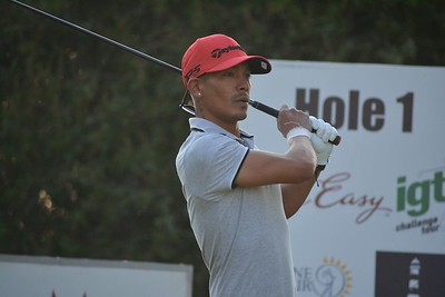 Krugersdorp GC Day 1 IGT Chase To #3 5-7 August Day 1