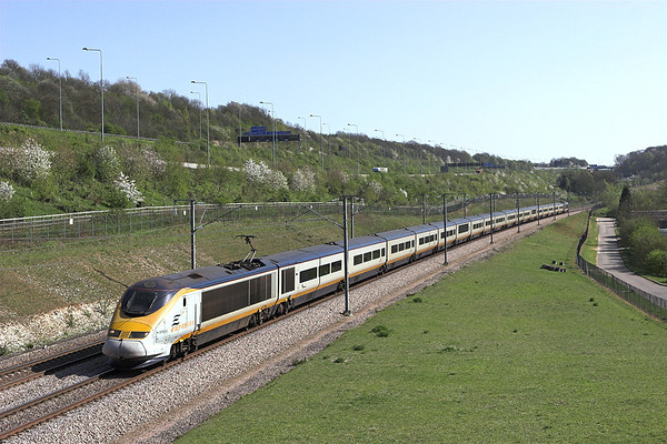 8th April 2011: Kent and High Speed 1