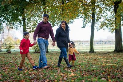 2017.10.28 - Ranchan Family Photoshoot