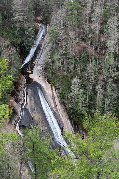 South Harper Creek Falls, Avery County (3-25-17)