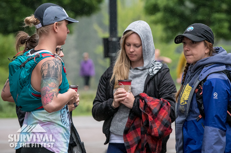 Survival of the Fittest 2019. Photo by Scott Robarts