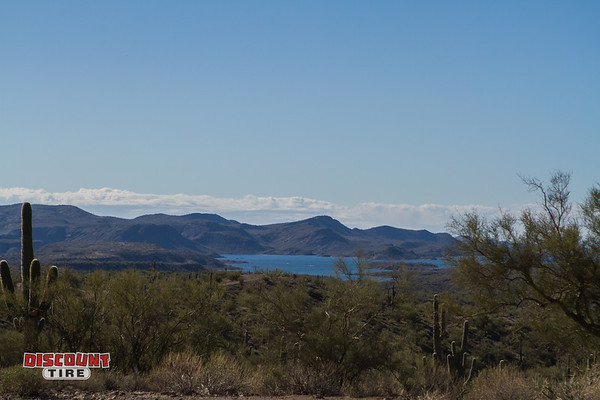 Exploring N of Lake Pleasant 3-18