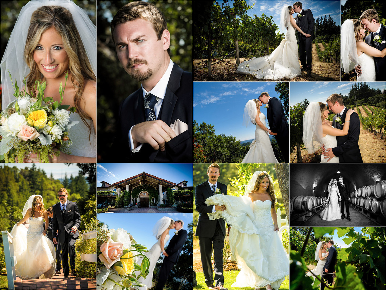 Erica_and_Justin_Byington_Winery_Los_Gatos_Wedding_Photography_4x6_Photo_Board_04
