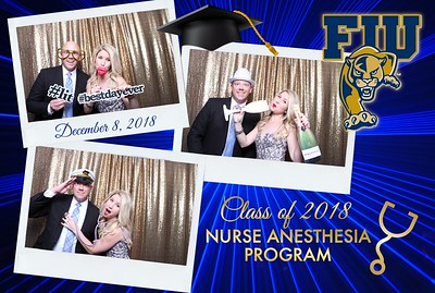 FIU Nurse Anesthesia Program c/o 2018