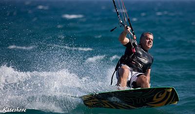 Kitesurfing Alexis