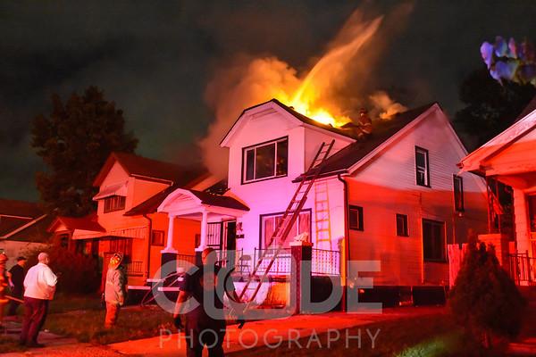 House Fire (8/20/2016)