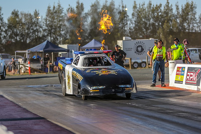 AeroFlow Outlaw Nitro Funny Cars - Swan Hill