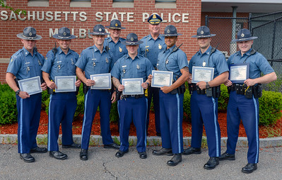 Troop C Commander's Awards - 08.15.2018