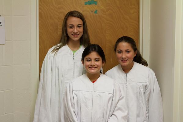 Baptism Capps