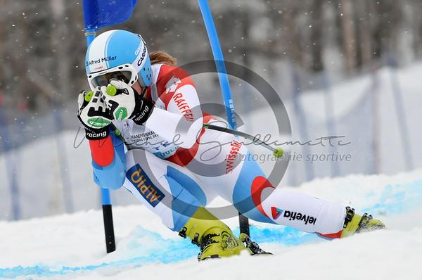 Championnats du monde juniors de ski alpin | Massif de Charlevoix