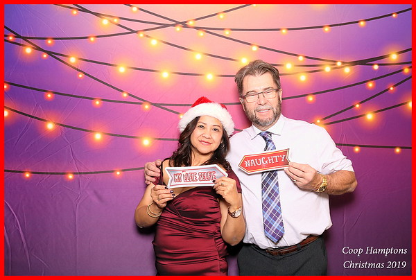Coop Hamptons Calgary Christmas Party 2019