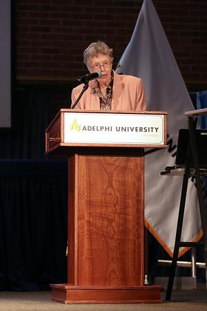 Adelphi | Buckley Lecture