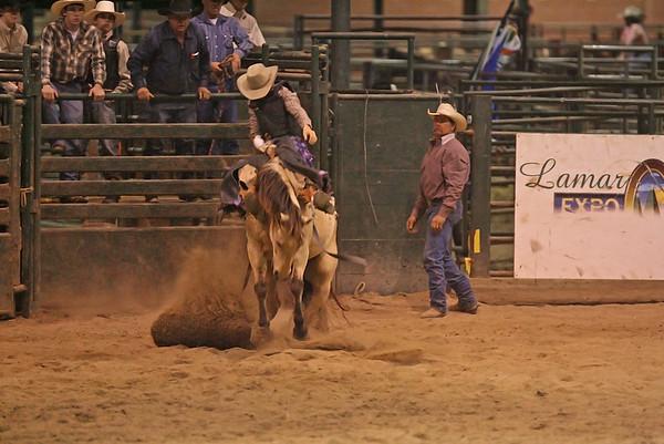 SLHSRA Bareback/Saddle Bronc  02/23/2007