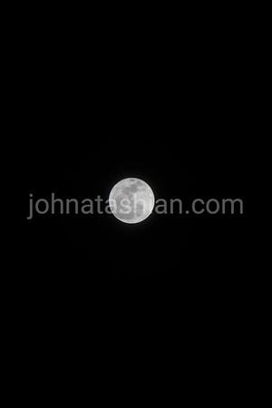 Full Moon - February 7, 2012
