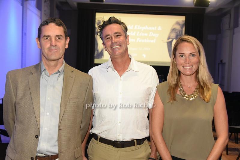Tim Tear, James Currie, Alexandra Hostetter