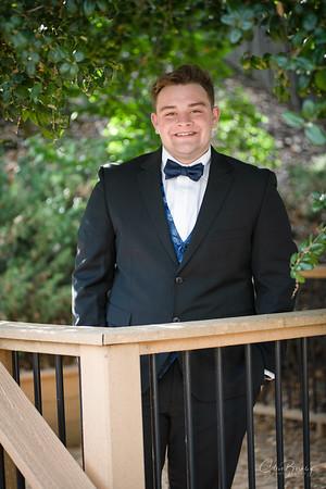 Luke's Senior Prom 2019