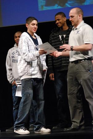 OE Boys Basketball awards