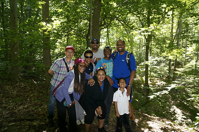 Hiking in Watchung Reservation_July 2014