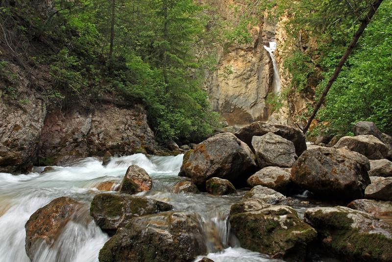 Summer on Sinclair Creek