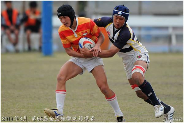 65屆全國賽-高中組-長榮中學 VS 淡江中學(CJSHS vs TKSH)
