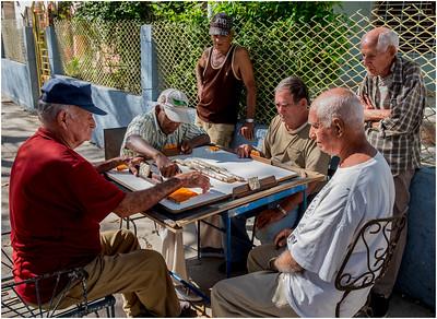 Havana Cuba, Santos Suarez Neighborhood