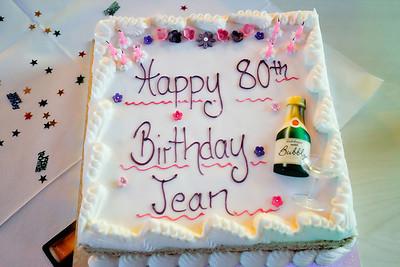 Jean 80th Birthday