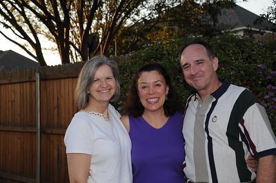 9-10-2011 Carolyn Koenig, Jim Lungren & Friend