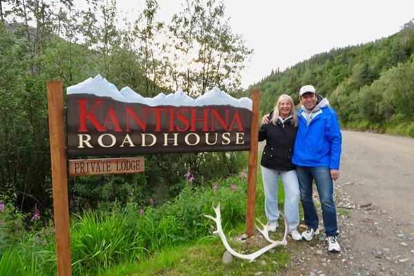 Kantishna Roadhouse in Denali National Park