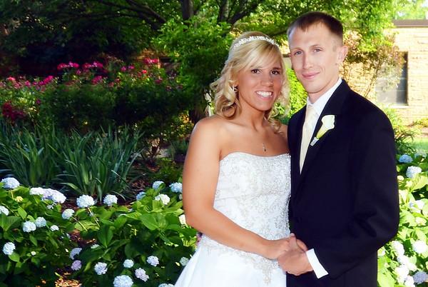 Meagan and Thomas Wedding