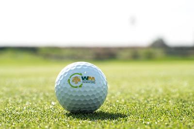 WM Phx Open Golf Ball