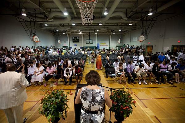 8th Grade Promotion Ceremony 2010