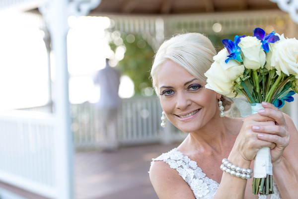 St. John, US. Virgin Islands Wedding {Sabrina+Jim}