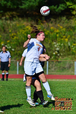 9.12.12 - NBHS Lady Lions vs. Sewickley Academy Panthers