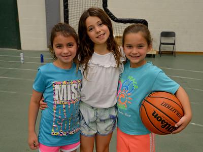 Girls and Boys Basketball Week 2