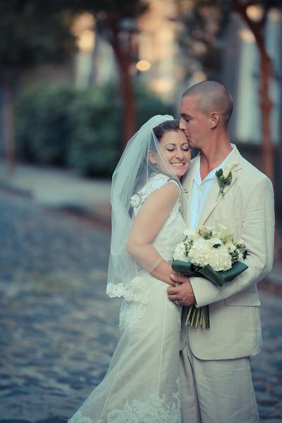 The Wedding of Martha and Caleb