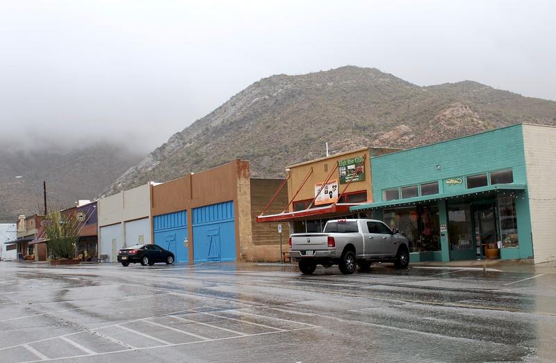 Rainy day on Main Street (2018)