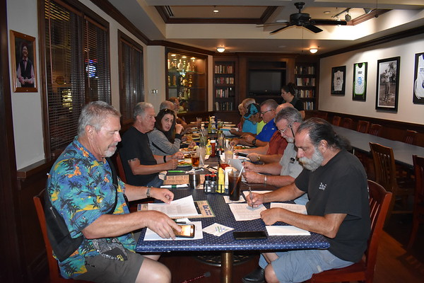 2019 June 3 Officers Meeting