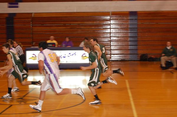 Tyson's Basketball Game-2011