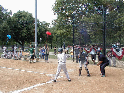GIOIA -Little League. Digital photo album by: R Normandeau, NYC 718-392-1267