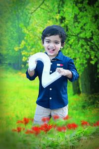 Happy 2nd Birthday Akshar
