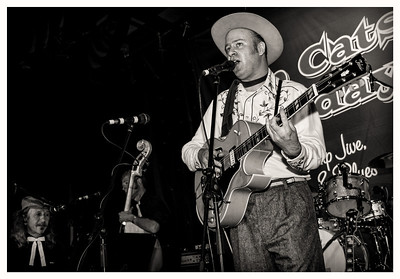 Mike Penny & His Moonshiners, July 2013