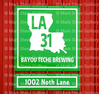 Bayou Teche Brewing, Arnaudville, Louisiana