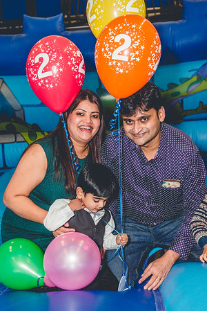 Dhruv's Birthday Party