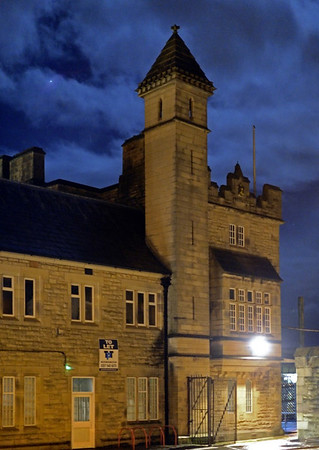 Lancaster Castle station, 2013