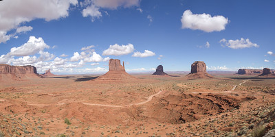 Canyonlands and Monument Valley