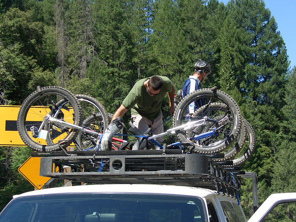 Downieville, July 17, 2005