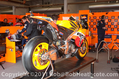 2011 Honda RC212V: The Tech of MotoGP