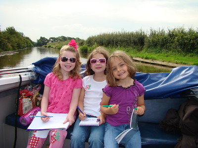 Lancaster canal 230707
