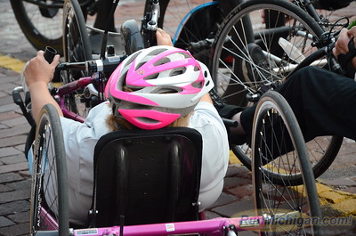 Wheeler and Handcycle Start, Gallery 2 - 2015 HealthPlus Crim Festival of Races